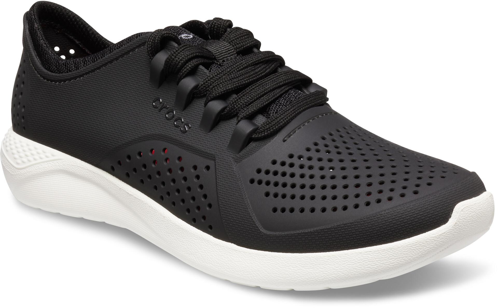 Crocs LiteRide Pacer Schoenen Dames, black
